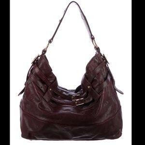 Rebecca Minkoff double belted Devote hobo bag